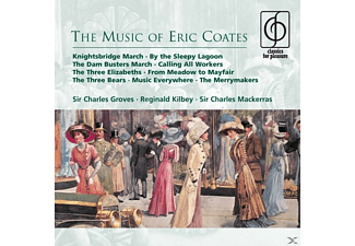 VARIOUS - The Music Of Eric Coates [CD]