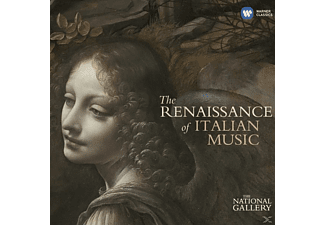 VARIOUS - Renaissance Of Italian Music [CD]