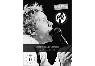 Public Image Ltd. - LIVE AT ROCKPALAST [DVD]