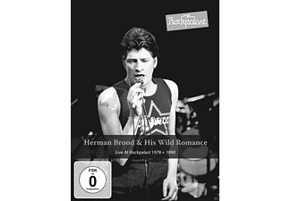 Herman & His Wild Romance Brood - Live At Rockpalast - (DVD)