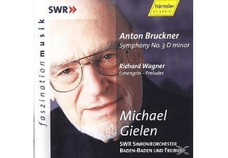 Michael Gielen, VARIOUS - Sinfonie 3 - (CD)