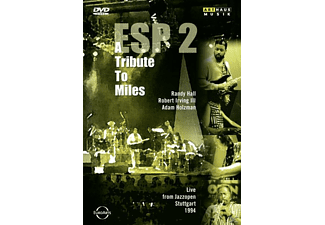 Miles Davis, Randy Hall, Robert Iii Irving, Adam Holzman - Esp2 A Tribute To Miles - (DVD)