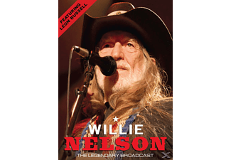 Willie Nelson - The Legendary Broadcast [DVD]