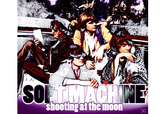 Soft Machine - Shooting At The Moon - (CD)