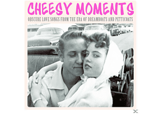 VARIOUS - Cheesy Moments - (CD)