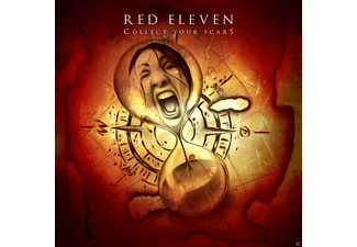 Red Eleven - Collect Your Scars - (CD)