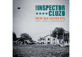 The Inspector Cluzo - Rockfarmers [CD]