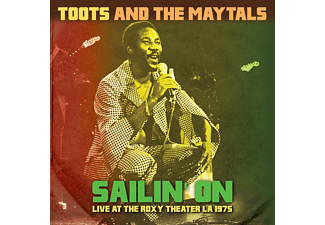 Toots, The Maytals - Sailin On-Live At The Roxy (180 Gr.LP) - (Vinyl)