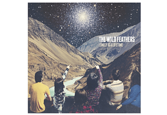 The Wild Feathers - Lonely Is A Lifetime - (CD)