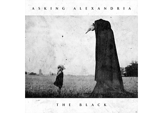 Asking Alexandria - The Black - (CD)