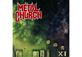 Metal Church - XI - (Vinyl)