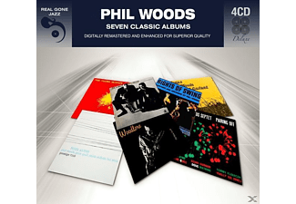 Phil Woods - 7 Classic Albums [CD]