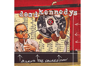 Dead Kennedys - Milking the Sacred Cow (CD)
