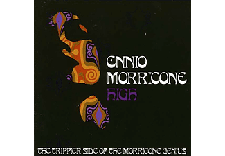 Ennio Morricone - Morricone High - The Trippier Side of The Morricone Genius (CD)