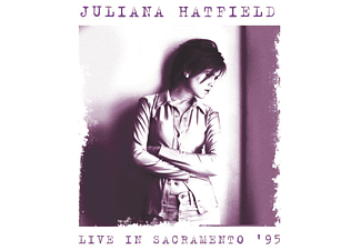 Juliana Hatfield - Live In Sacramento 95 - (CD)