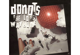 Donots - The Long Way Home - (CD)