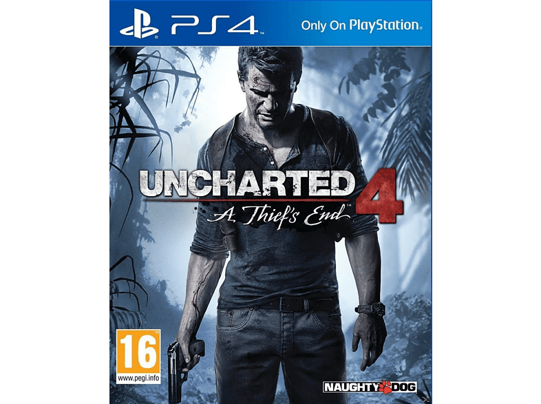 Uncharted 4 Το Τέλος ενός Κλέφτη Standard Edition gaming   offline sony ps4 παιχνίδια ps4 gaming games ps4 games