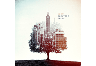 Sono - Backyard Opera - (CD)