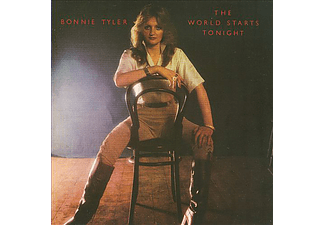 Bonnie Tyler - The World Starts Tonight (CD)