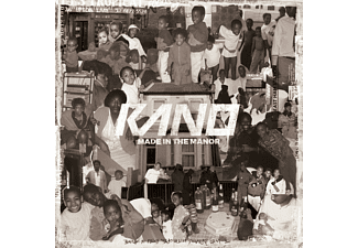 Kano - Made In The Manor - (Vinyl)