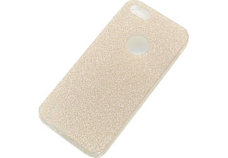 AGM 26190 Glow, Apple, Backcover, iPhone 5, iPhone 5s, Kunststoff, Gold