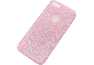 AGM 26191 Glow Backcover Apple iPhone 5, iPhone 5s Kunststoff Pink
