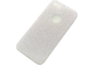 AGM 26193 Glow Backcover Apple iPhone 5/5s Kunststoff Silber