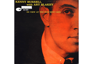 Kenny Burrell - On View At The Five Spot Cafe - (Vinyl)