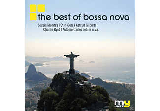 VARIOUS - The Best Of Bossa Nova (My Jazz) - (CD)