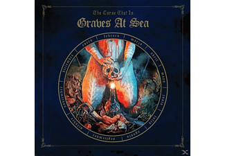 Graves At Sea - The Curse That Is (Black 2lp Gatefold+Mp3) - (LP + Download)