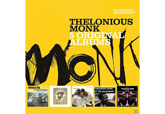 Thelonious Monk - 5 Original Albums [CD]