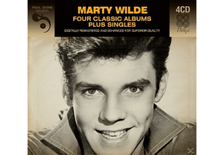 Marty Wilde, VARIOUS - 4 Classic Albums Plus [CD]