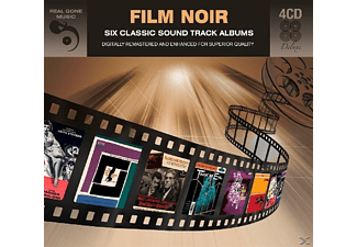 Sound Tracks Film Noir - Film Noir Six Classic Soundtracks - (CD)