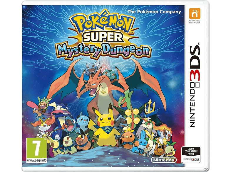 Pokemon Super Mystery Dungeon (EU) Nintendo 3DS gaming games nintendo 2ds  3ds games gaming φορητές κονσόλες games 2ds  3ds gami