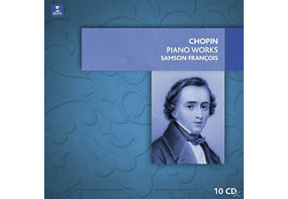Francois Samson - Piano Works - (CD)