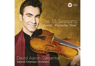 David Aaron Carpente - The 12 Seasons - (CD)