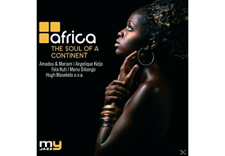 VARIOUS - AFRICA (MY JAZZ) - (CD)