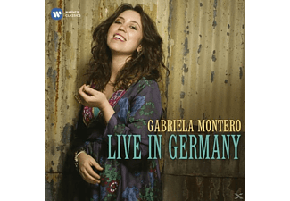 Gabriela Montero - Live In Germany - (CD)