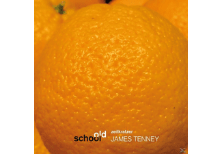 Zeitkratzer - James Tenney (Old School) [CD]