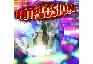 VARIOUS - Hitplosion-70er Party Hits [CD]