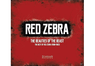 Red Zebra - The Beauties Of The Beast (The Best - (CD)