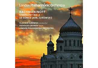 Vsevolod Grivnov, London Philharmonic Orchestra - Sinfonie 3 & 10 Songs (Arr.Jurowski) - (CD)