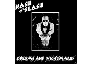 Nash The Slash - Dreams And Nightmares (Black & Whit - (Vinyl)