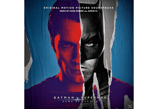 Hans Zimmer, Junkie Xl - Batman V Superman: Dawn Of Justice - (Vinyl)
