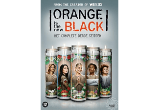 Orange Is The New Black - Seizoen 3 | DVD