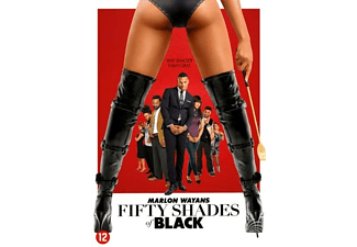 Fifty Shades Of Black | DVD