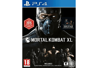 Mortal Kombat XL | PlayStation 4