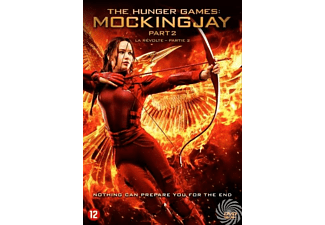 King DVD The Hunger Games 3: Mocjay Part 2