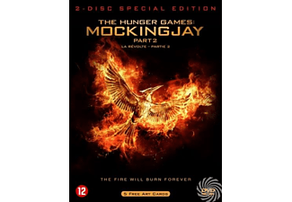 Hunger Games - Mockingjay Part 2 (special Edition) | DVD