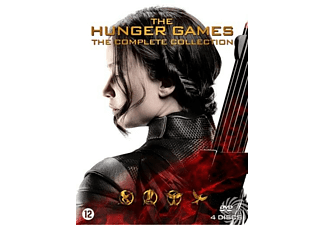 Hunger Games - Complete Collection | DVD